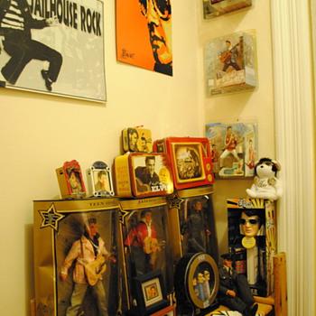 Elvis Memorabilia  - Music