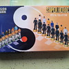 Dragon Return Super Heroes special edition ,. Bruce Lee Chess set 