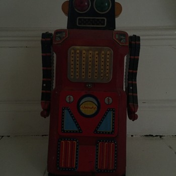 Robot  app. early `60´s