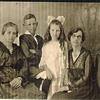 Family photo, circa 1917 or thereabout