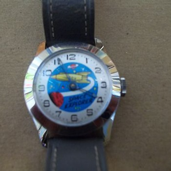 1954 Space Explorer Wristwatch