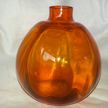 Leerdam - Juliana Vase by Chris J. Lanooy 1927