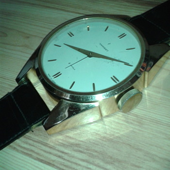 J.C. Penney Towncraft wrist watch.