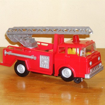 Fire truck Marx - Toys