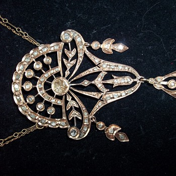  necklace over 200 years old? - Fine Jewelry