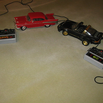 2 remote cars
