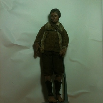 Antique Beggar Doll - Dolls