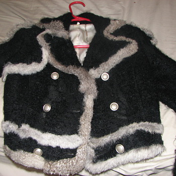 Walter fur coat/jacket?