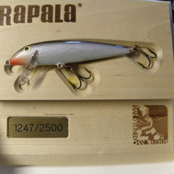 Rapala Limited Edition  - Fishing