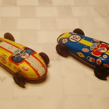 Japanese Friction Cars