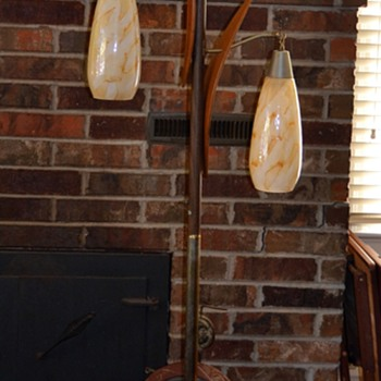 Unusual floor lamp - Lamps