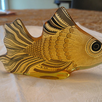 Abraham Palatnik Fish - Animals