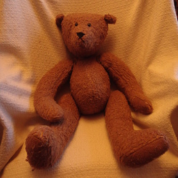 Vintage Teddy Bear - What brand is it?