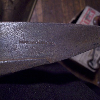 Primitive Shears - Tools and Hardware