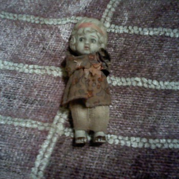Old Doll Need Info About - Dolls