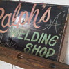 Welding Sign