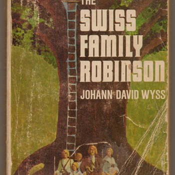 1969 - The Swiss Family Robinson - Books