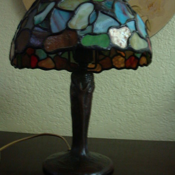 Handel Art Noveau Lamp - Shade??? - Lamps