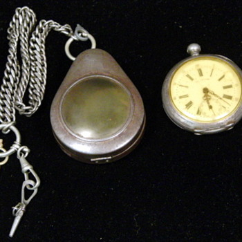 "Post #1 of ""Silver Pocket Watch"""