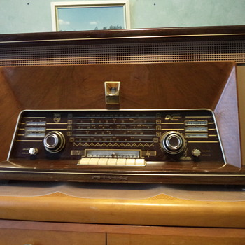Philips Radio - Vintage