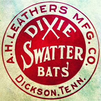 A.H. Leathers Manufacturing Company Bats