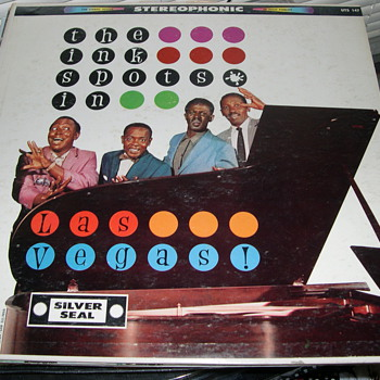 LAST OF THE INK SPOTS RECORD COLLECTION!