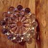Bubbleglass ashtray-Anchor hooking co