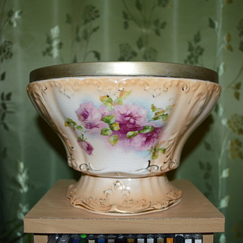 S Fielding & Co Royal Pearl pattern - Art Pottery