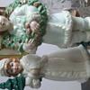 My favorite Porcelain hoilday boy and girl set