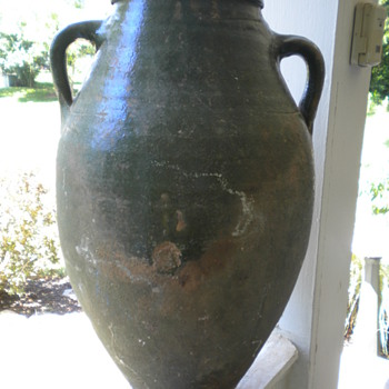 Clay Vessel