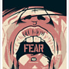 Dave Kinsey Fear Based 2004 (signed/numbered 125)