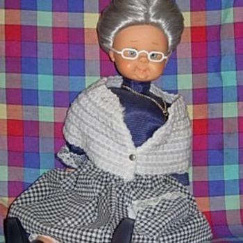 Granny Doll - Dolls