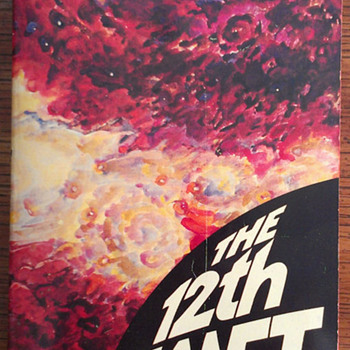 The 12th planet by Zecharia Sitchin - Books
