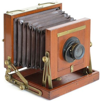 Midget Camera by Rochester Optical (c.1889 to 1902)