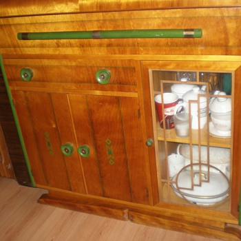 vintage buffet - Furniture