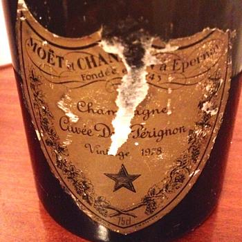 Moët et Chandon Cuvée Don Pérignon Vintage 1978 - Bottles