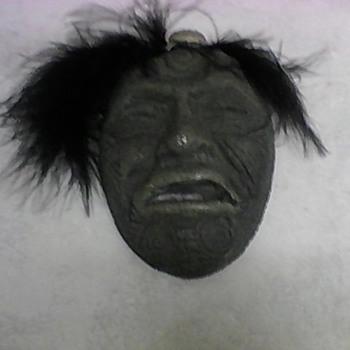 RAM STONE ( LAVA ) HEAD