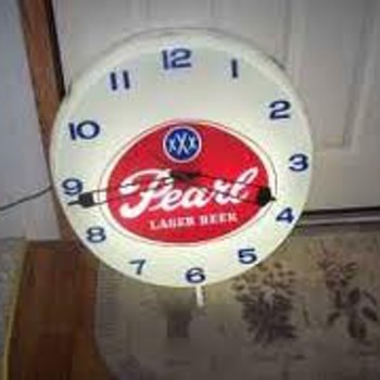 found a clock like this one