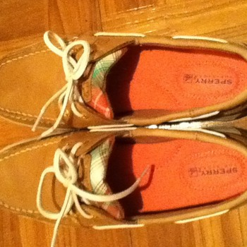 My sperrys - Shoes