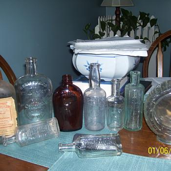 emile gluck  - Bottles
