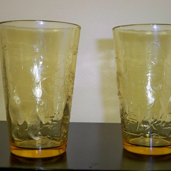 Mystery Glasses - Glassware