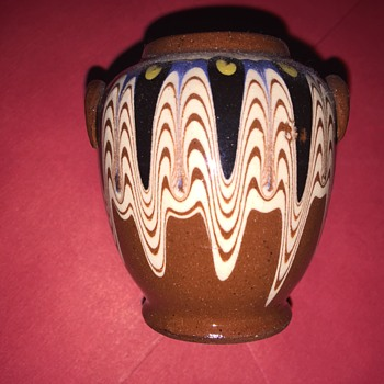 Mini Pottery vase from Bulgaria