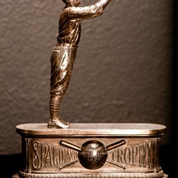 Spalding Trophy 1930
