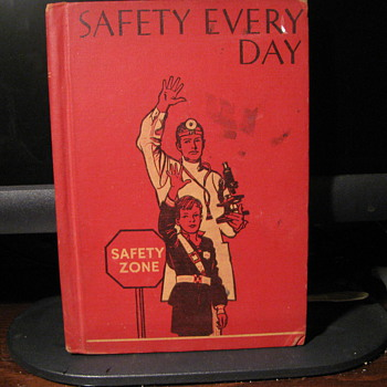Safety Book  1939 - Books