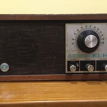 KLH radio - Radios