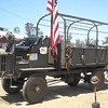 OERM Antique Truck Show WWI 4WD Artillery Tractor