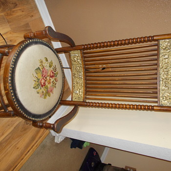 Family rocking chair mystery