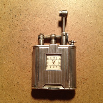 My Buddys Early 1900 Dunhill Watch lighter