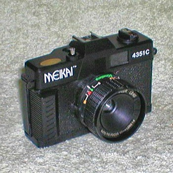 Meikai 35mm Camera - Cameras