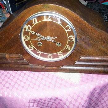 Latest Deco Clock